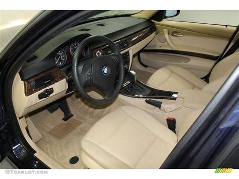 Bmw Beige Interior by Beige Interior 2008 Bmw 3 Series 328i Sedan Photo