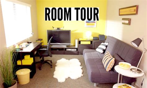 room tips for guys back to school guys room tour organization tips
