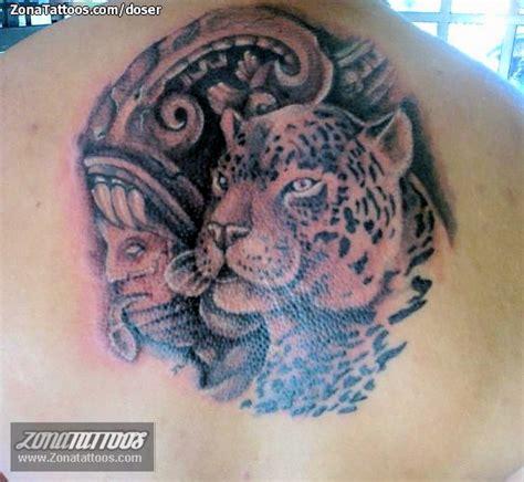 imagenes de mayas para tatuajes tatuaje de mayas prehisp 225 nicos tigres