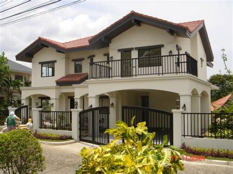 house design styles in the philippines house plans and design modern mediterranean house plans