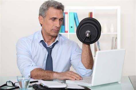 exercise at your desk deskercise and stay fit at the office