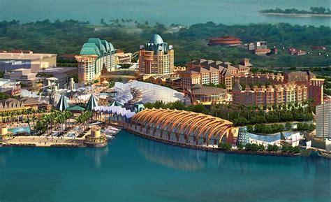 Crane Light Resorts World Sentosa Michael Graves Architecture Amp Design