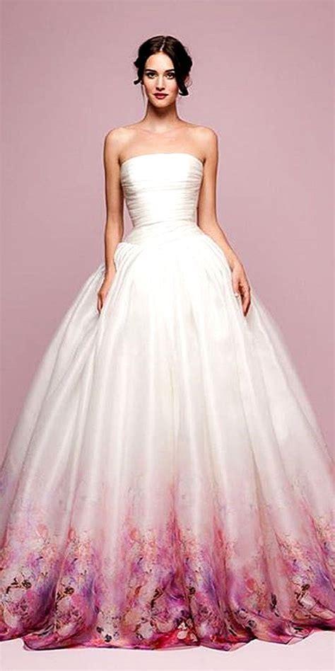 hochzeitskleid farbig 25 best ideas about ball gowns on pinterest ball gown