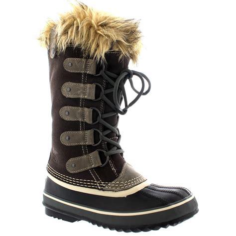 womens sorel joan of arctic snow waterproof winter boots