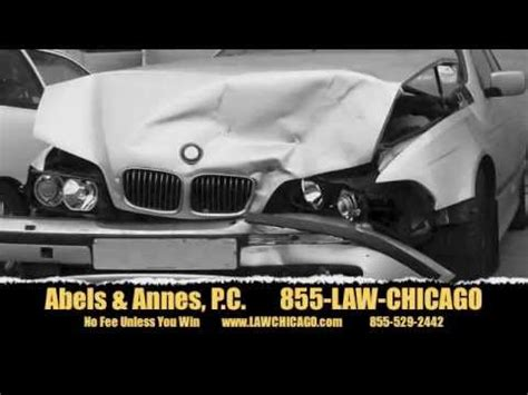 Auto Lawyers In Chicago - chicago car lawyer tv commercial with actual