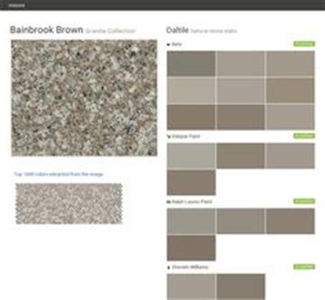 bathroom color palete bainbrook brown granite white tulalip thermalfoil door alterna mesa