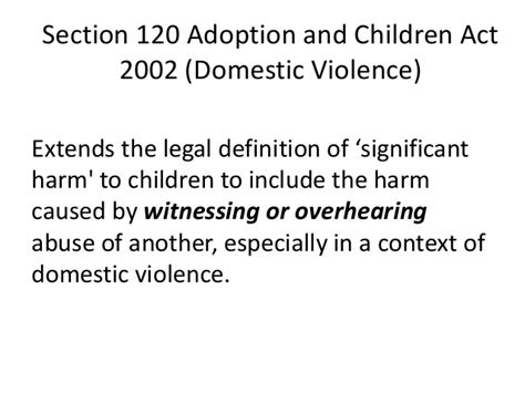 children act section 31 rights to protection