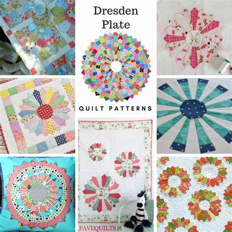 quilt pattern dresden plate free 12 dresden plate quilt patterns favequilts com