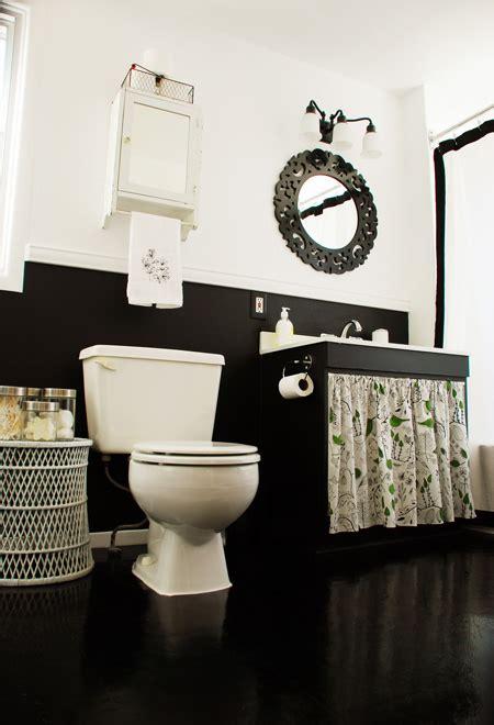 temporary bathroom kim s temporary bathroom redo desire to inspire