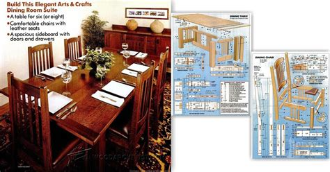 dining room chair plans dining room furniture plans woodarchivist