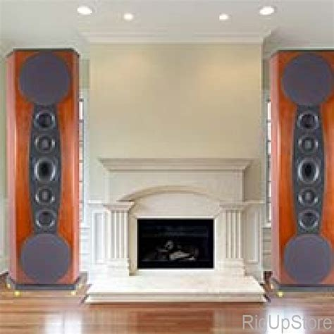 audio home floor standing stereo speakers
