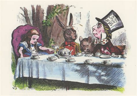 mad hatters and march hares all new stories from the world of lewis carroll s in books halcyon days welcome to a mad hatter s tea