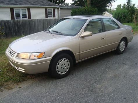 1999 Toyota Engine by Purchase Used 1999 Toyota Camry Le 4cyl 2 2l Engine W