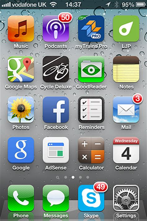 cool iphone layout ideas how to organize your iphone apps with less logic more