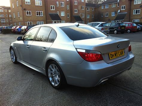 bmw 2006 5 series bmw 5 series 545i 2006 auto images and specification