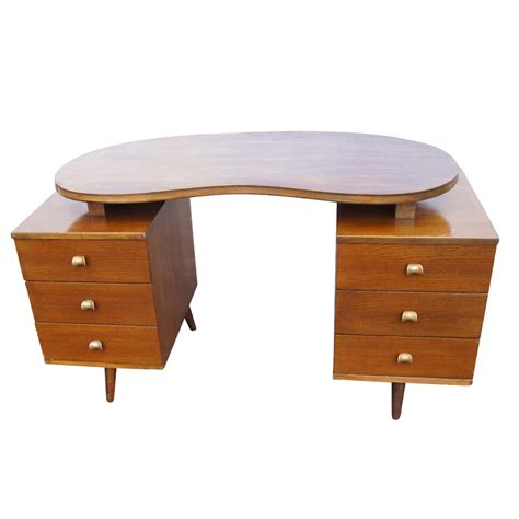Vanity Desk And Chair midcentury retro style modern architectural vintage