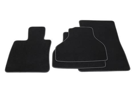 exclusive floor mats fits for bmw x5 e70 x6 e71 l h d only