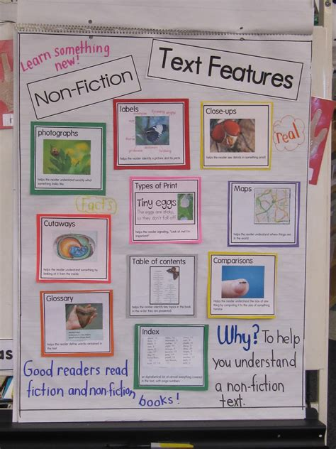 prose the of nonfiction books joyful learning in kc nonfiction text features