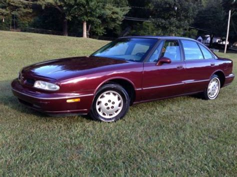 find used 1999 oldsmobile 88 royale sedan 4 door 3 8l in sykesville maryland united states