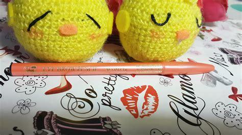 Pensil Alis Lokal review pensil alis viva brown pensil alis brand lokal
