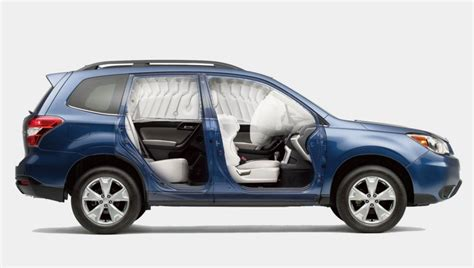 New Subaru Forester 2018 by 2018 Subaru Forester News Redesign Release Date New