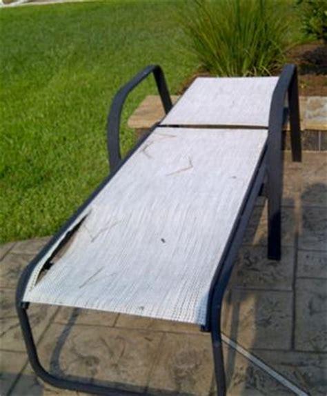 Patio sling fabric replacement fs 018 autumn fern textilene 174 sunsure 174