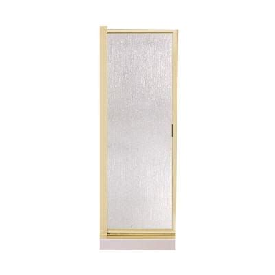 swing open shower doors maax 24 5 in to 26 5 in swing open shower door in