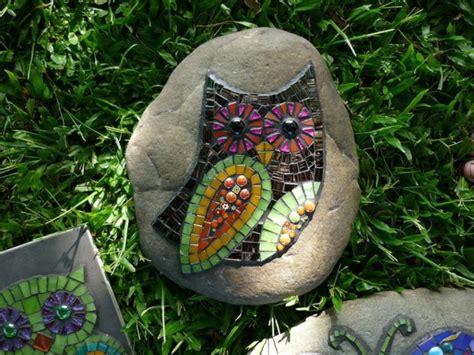 Baumstamm Mit ästen Kaufen by Mosaik Basteln Stein Mosaik Im Garten
