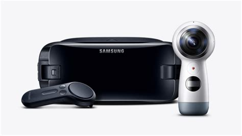 samsung vr 360 camera gear samsung unveils vr motion controller and new gear 360