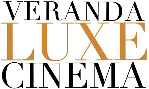 veranda logo cinema west locations