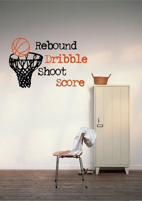 kids bedroom quotes cool basketball bedroom on best quotes basketball wallpapers murals for kids bedroom