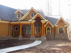 Lakeview House Plans Garrell Associates Nantahala Cottage Gable