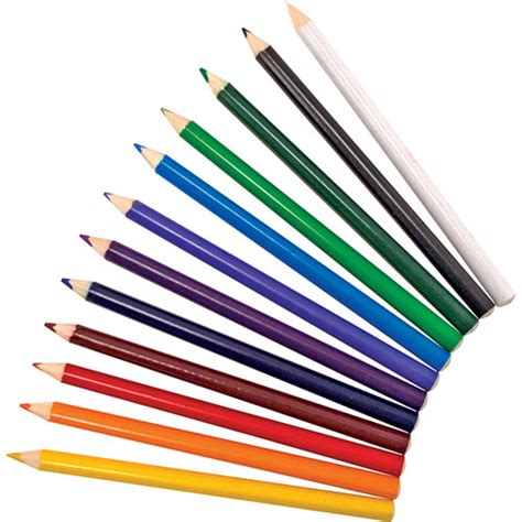 jumbo colored pencils jumbo triangular colored pencils set of 12 the toyworks