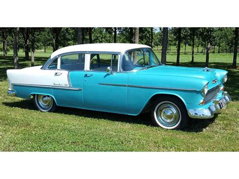 1955 chevrolet for sale 1955 chevrolet bel air for sale classiccars cc 1000427