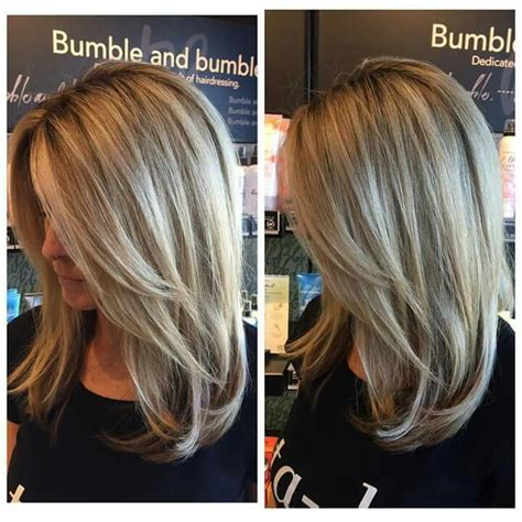 Hairstyles For Medium Hair With Layers by 1000 Ideas About Medium Layered Hairstyles On