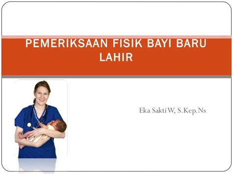 Kursi Bayi Baru Lahir pemeriksaan fisik bayi baru lahir