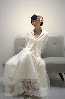 jamaica byles: japanese wedding gowns