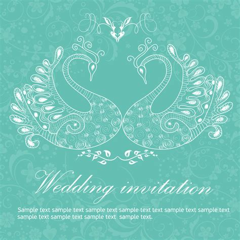 Wedding Invitation Design Background by Wedding Invitation Background Designs Free Vector