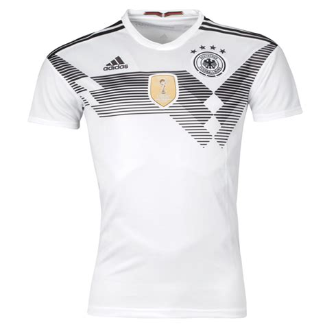 Jerman Home Kid World Cup 2018 germany 2018 world cup home football shirt soccerlord