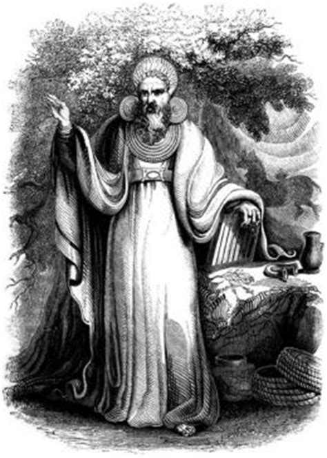 NABUCODONOSOR: Druida ou Druidismo
