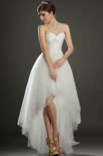 high low wedding dresses 2013 chic dress stylish high low style wedding dresses