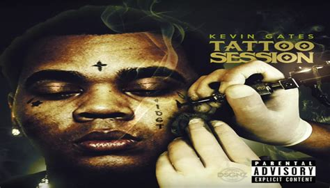 kevin gates tattoo session stereogum