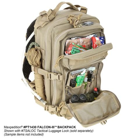 maxpedition backpack maxpedition falcon iii backpack black schwarz geocaching