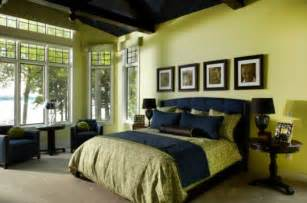 Fresh And Relaxing Green Bedroom Designs And Ideas Green Bedroom Decorating Ideas
