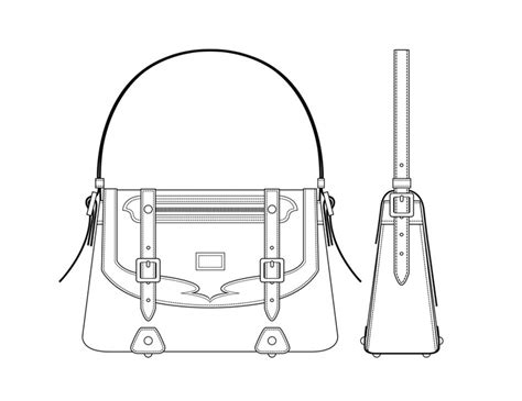 Sketches Bags by Fashion Sketches Bags Www Pixshark Images