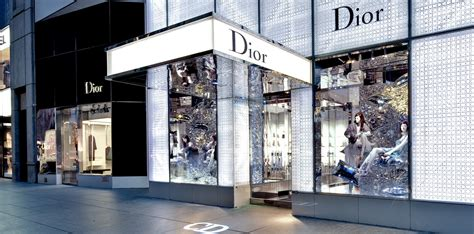 Virtual Interior Home Design by Christian Dior Flagship Store New York City Fit Out