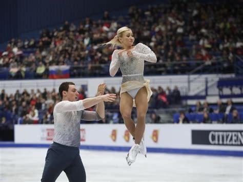 Savchenko Massot Holen Silber Bei Eiskunstlauf Em Skitravel