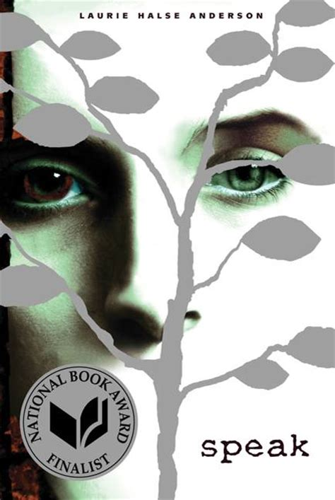 themes in the story speak 15 years of speak an interview with laurie halse anderson