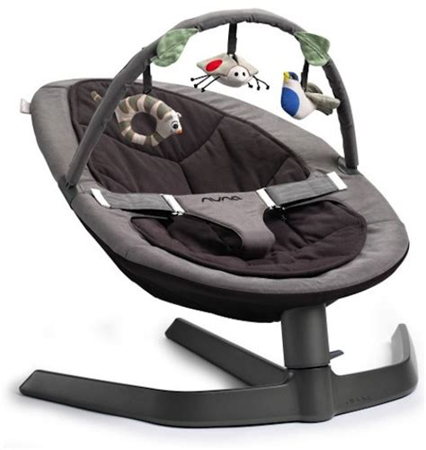Look Like Nuna Bouncher rock your baby in style with the nuna leaf bouncer