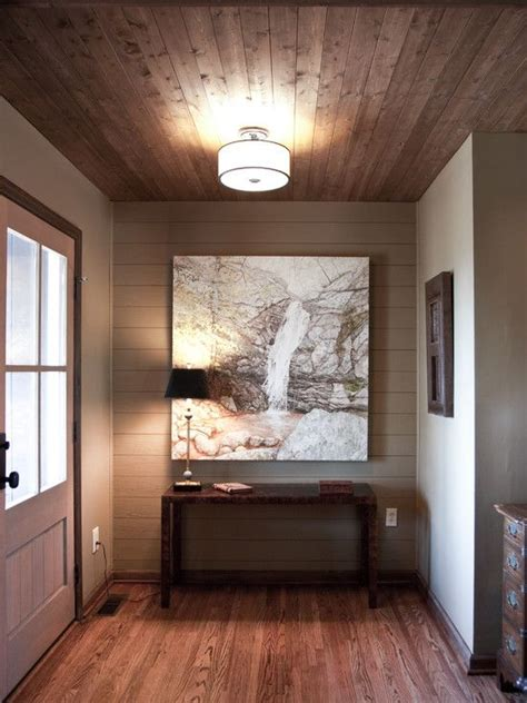 Wood Trim Around Ceiling by Wood Ceiling Trim And Floors Ceiling Is More Rustic